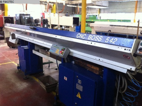 used Special Machines Round bar loader IEMCA BOSS 542/42LL