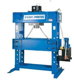 gebruikte persen Tryout Pers - hydraulisch PROFIPRESS 160TON M / HM / C 1