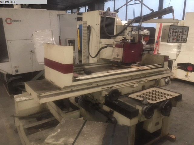 used Grinding machines Surface Grinding Machine - Horizontal CHEVALIER FSG- 1632