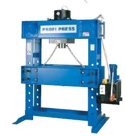 gebrauchte Pressen und Bördelmaschinen Werkstattpresse - hydraulisch PROFIPRESS 160TON M/H-M/C 1