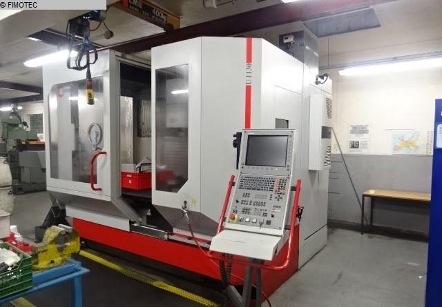 gebrauchte Fräsmaschinen Werkzeugfräsmaschine - Universal HERMLE U 630 S
