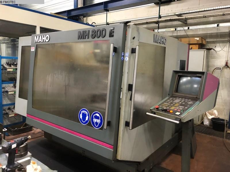 gebrauchte Fräsmaschinen Werkzeugfräsmaschine - Universal MAHO MH 800 E
