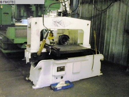 used Milling machines Milling Machine - Horizontal SUNDSTRAND RIGIDE MILL N°33