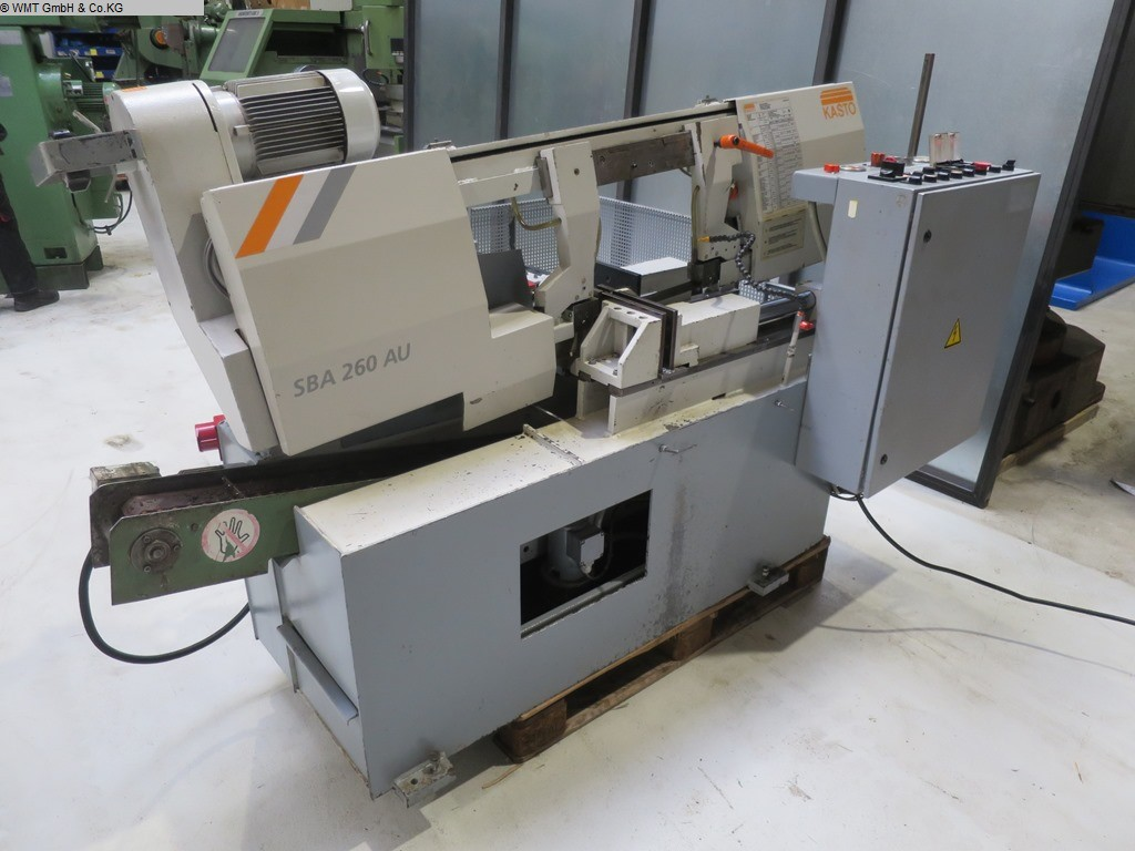 machine d'occasion KASTO BSM 260