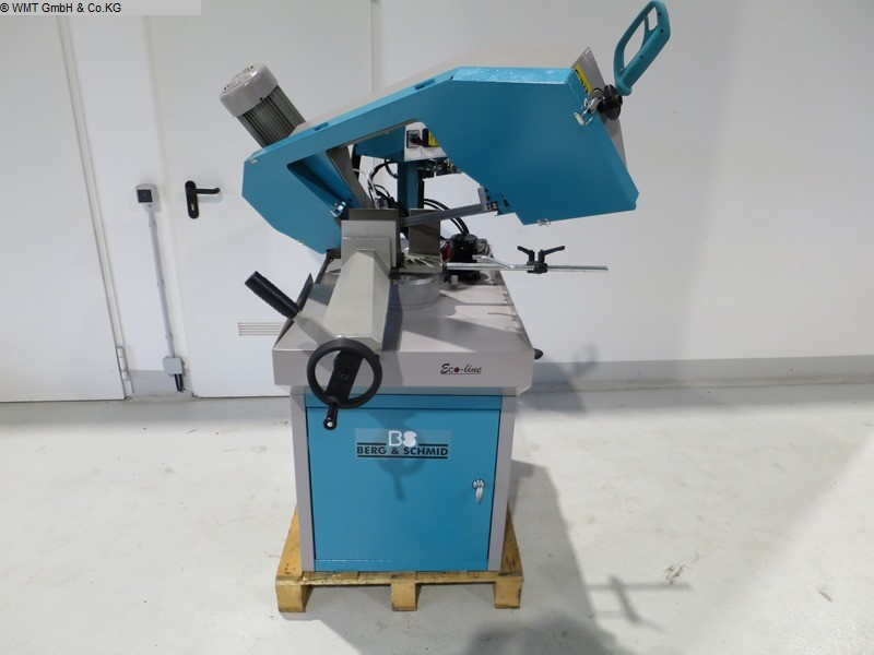 gebrauchte Maschine Bandsäge - horizontal BERG & SCHMID GBS 240 AutoCut