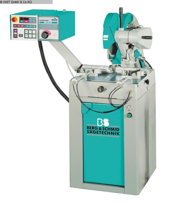 gebrauchte Maschine Alu-Kreissäge BERG & SCHMID VELOX 350 HA MPS