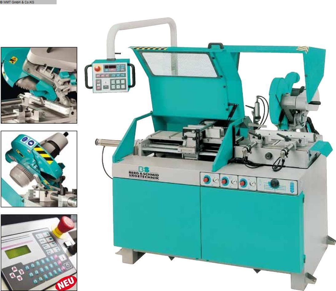 gebrauchte Maschine Alu-Kreissäge BERG & SCHMID VELOX 350 VA MPS