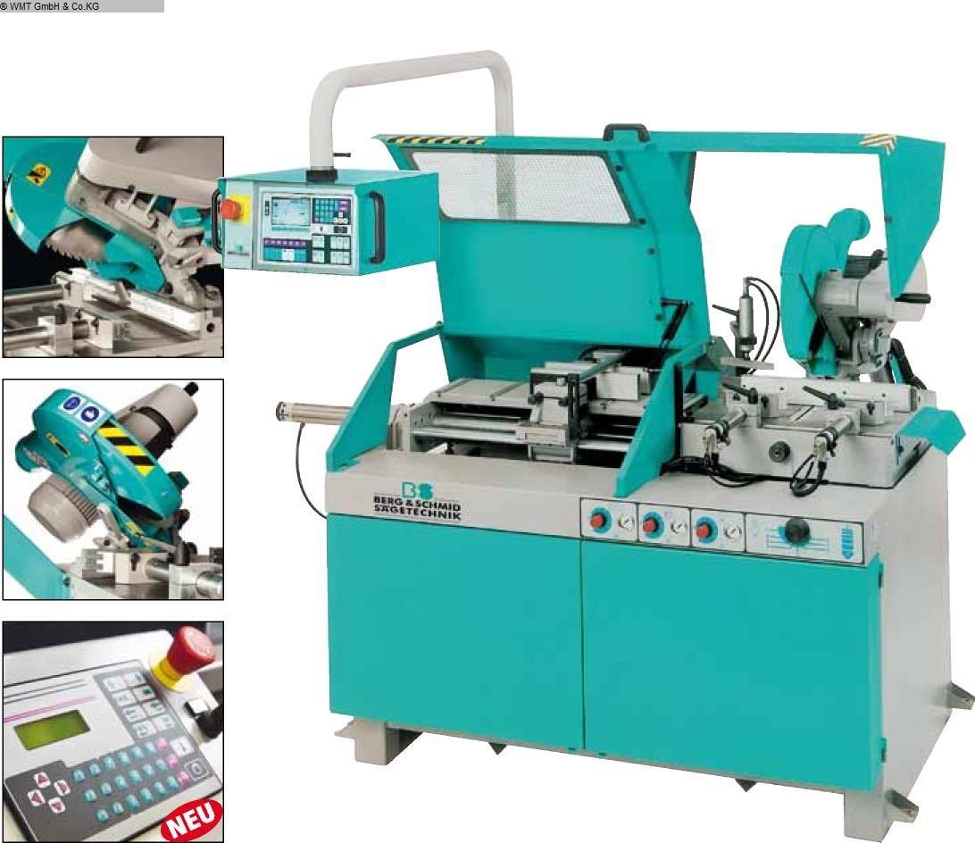 gebrauchte Maschine Alu-Kreissäge BERG & SCHMID VELOX 350 VA CNC