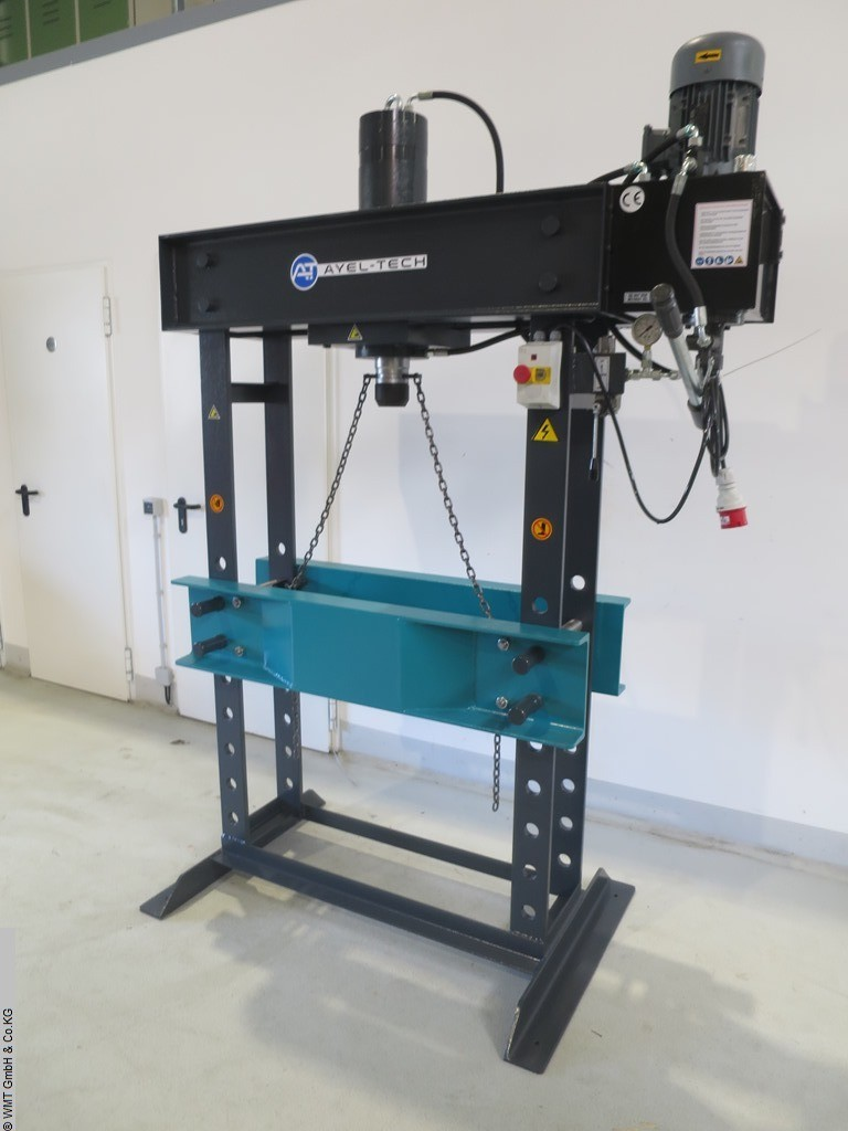 machine d'occasion AYEL-TECH WPS 60