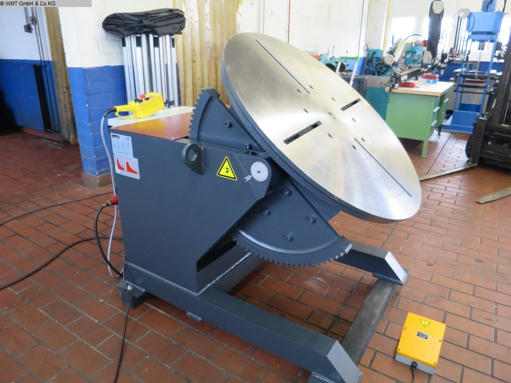 used Rotary Welding Table DUMETA D-HB-20