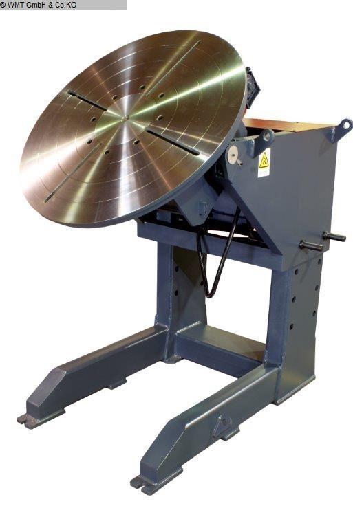 used Rotary Welding Table DUMETA D-HBE-06