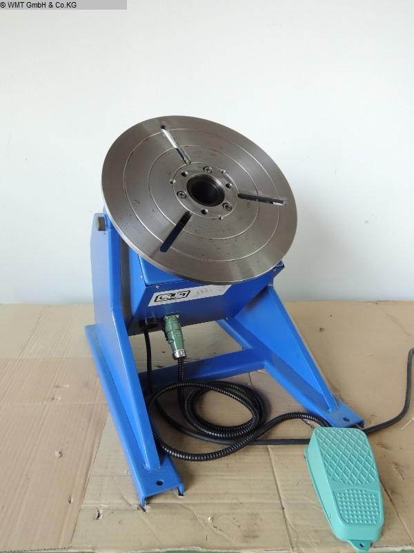 used Rotary Welding Table UWM UWM - 1