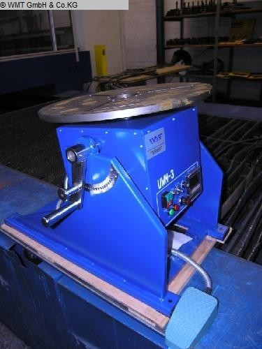 used Rotary Welding Table UWM UWM - 3