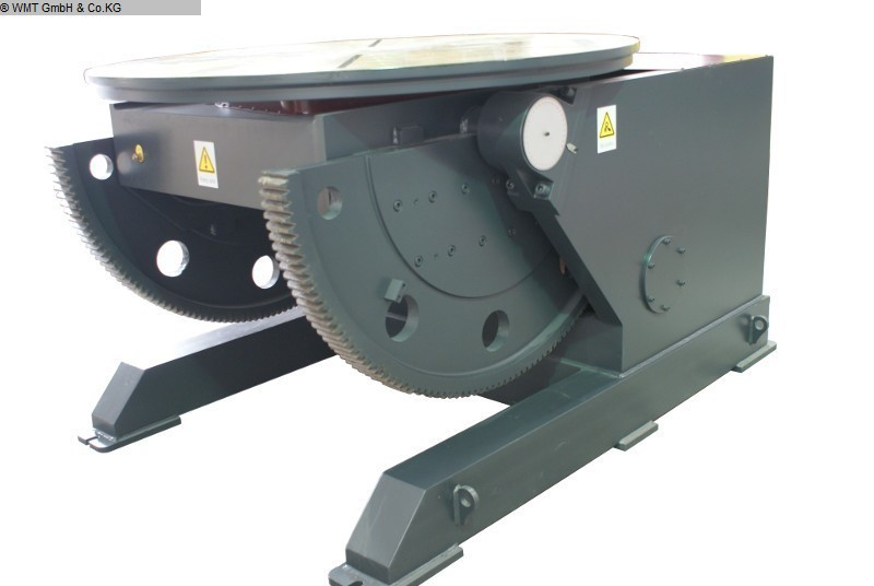 used Rotary Welding Table DUMETA D-HB-80