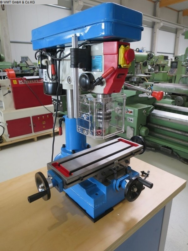 used Drilling and Milling M/C HBM TYP 16