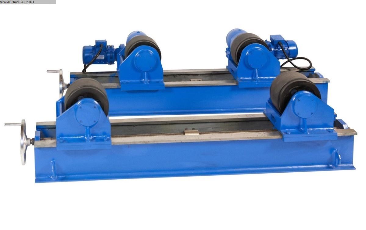 gebrauchte Blechbearbeitung / Scheren / Biegen / Richten Behälterdrehvorrichtung DUMETA D-CHGK-10-PU