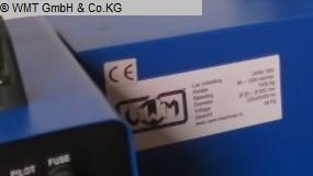 gebrauchte Blechbearbeitung / Scheren / Biegen / Richten Behälterdrehvorrichtung UWM UWM 1000