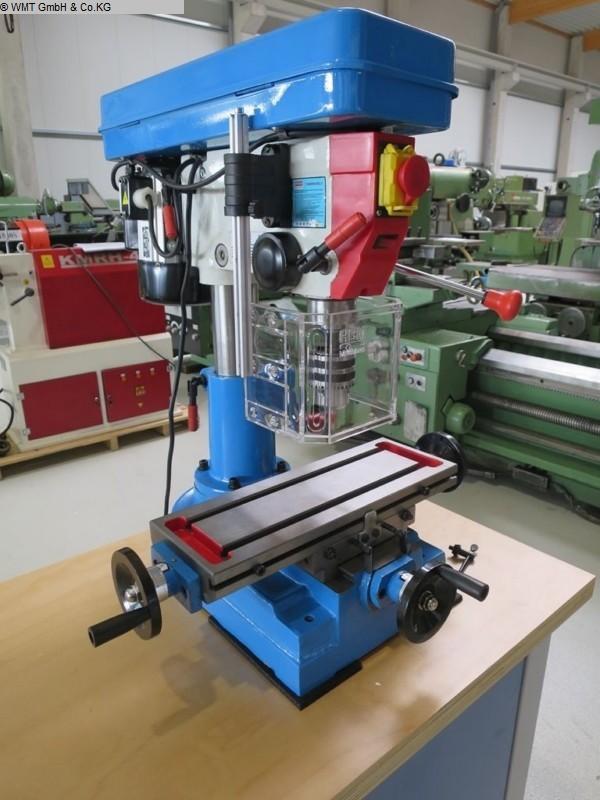gebrauchte Bohr- und Fräsmaschine HBM TYP 16