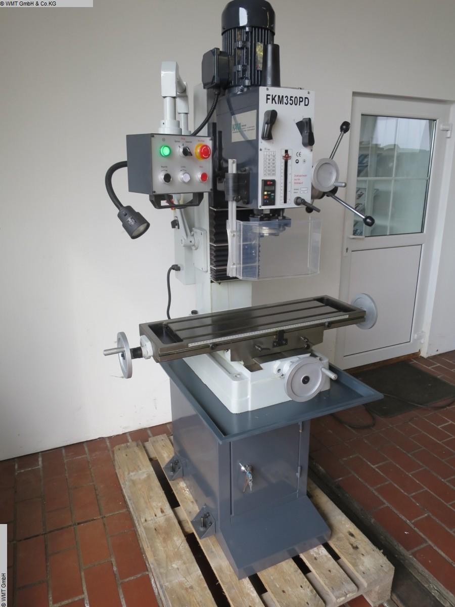 gebrauchte Bohrwerke / Bearbeitungszentren / Bohrmaschinen Bohr- und Fräsmaschine KAMI FKM 350 PD / SK40