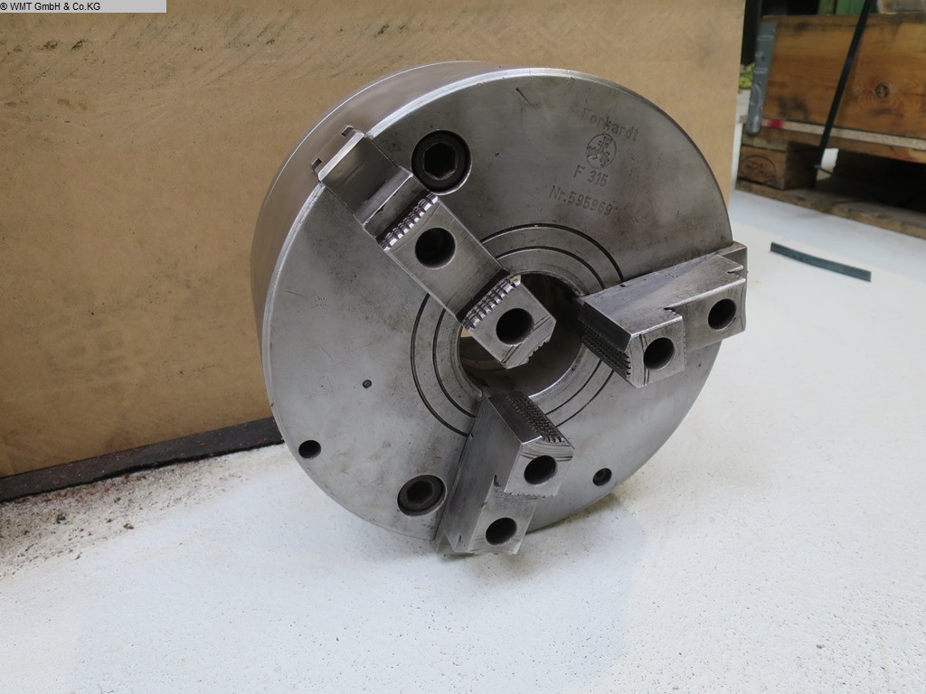 used Other accessories for machine tools Chuck FORKARDT F 315