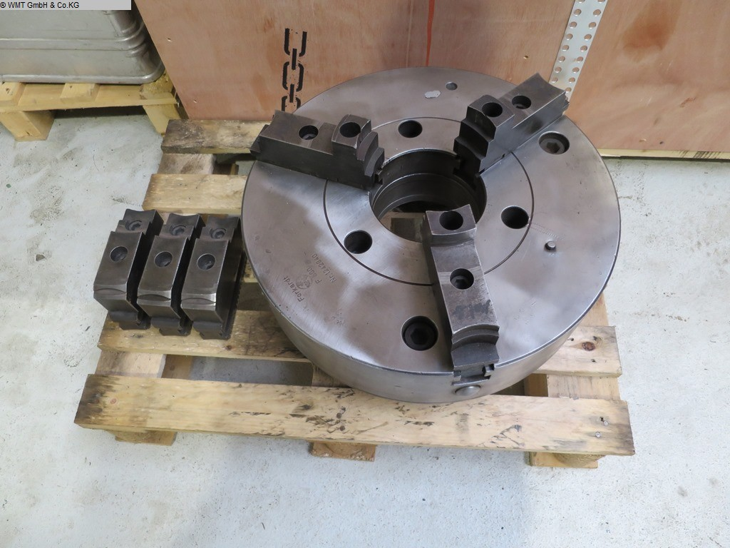 used Other accessories for machine tools Chuck FORKARDT F 500-L