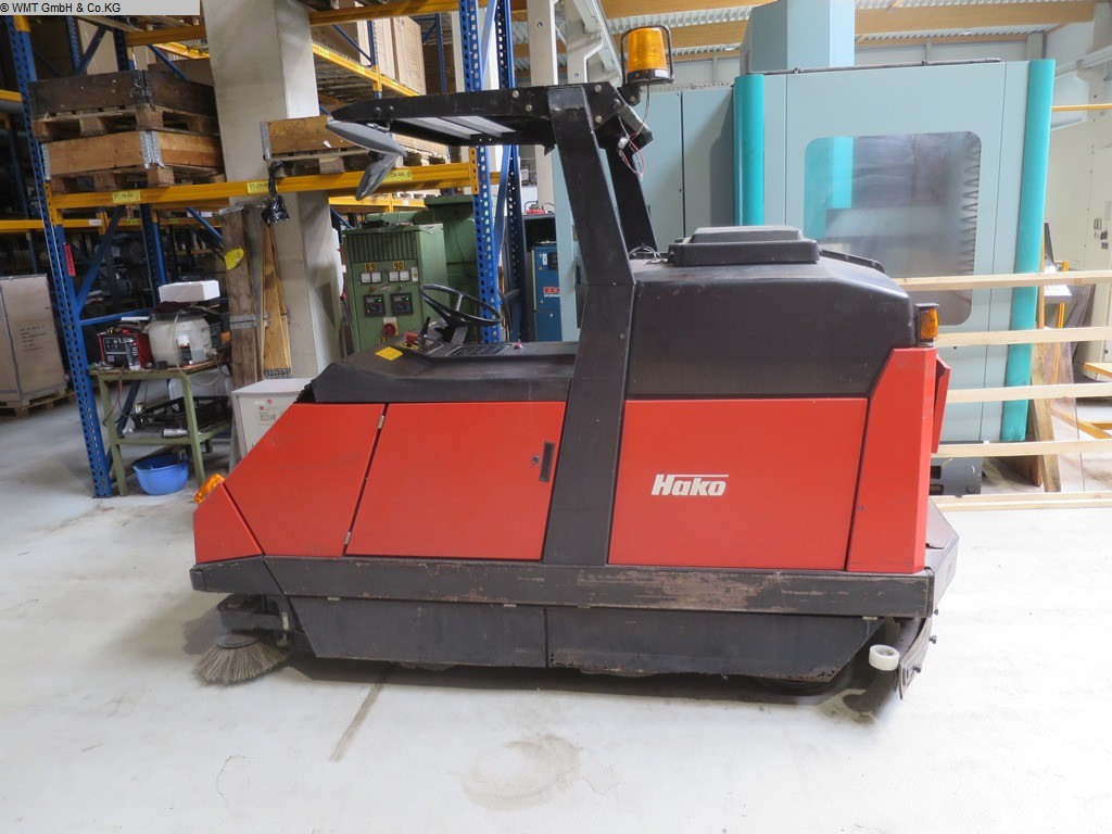 used Other attachments Cleaning unit HAKO Hakomatic 1500 B