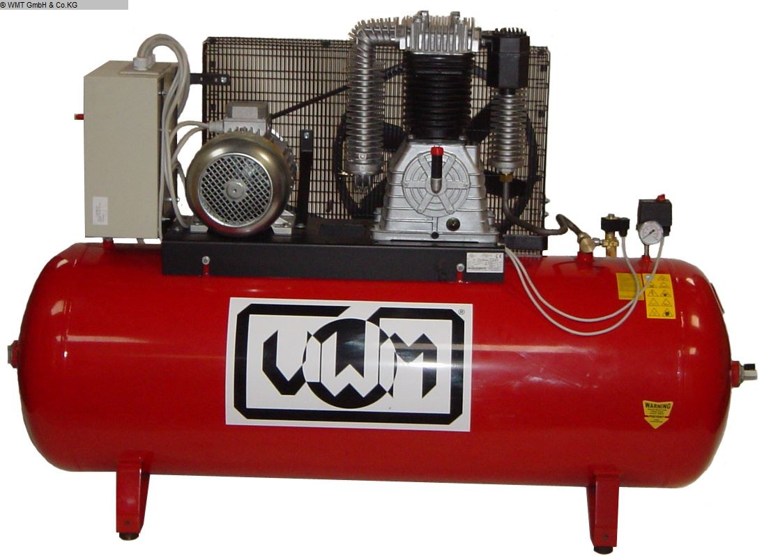 Matériel d'atelier compresseur UWM 7.5 / 690 / 270 400V