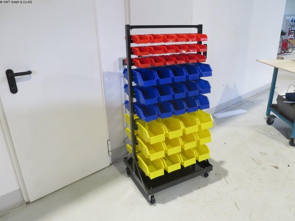 оборудование для мастерских стеллажные системы WMT Typ 90 б / у