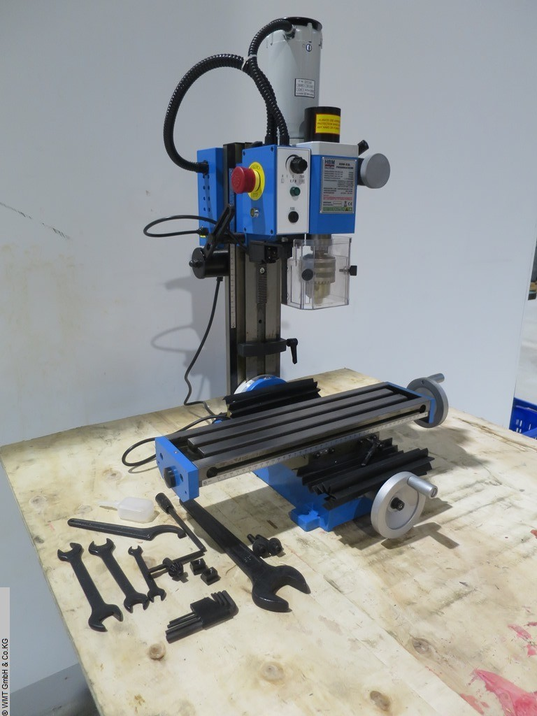 used Boring mills / Machining Centers / Drilling machines Drilling and Milling M/C HBM X-2L