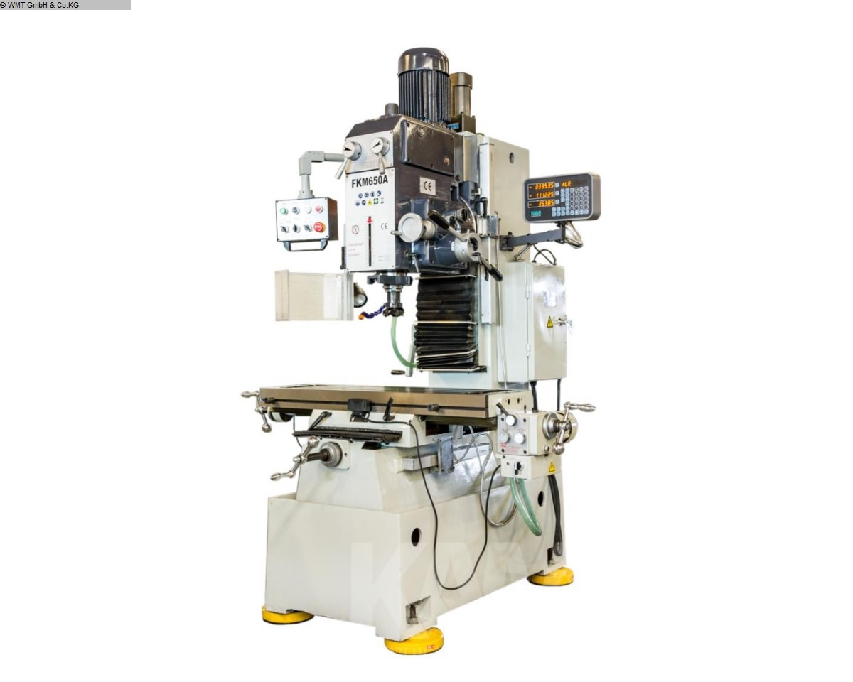 used Boring mills / Machining Centers / Drilling machines Drilling and Milling M/C KAMI FKM 650A