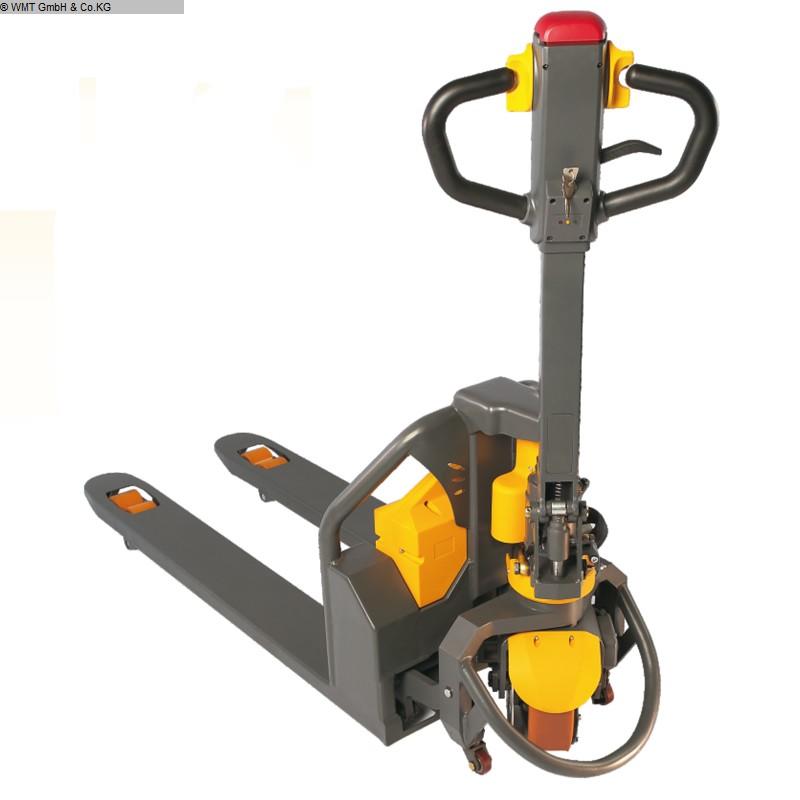 gebrauchte Werkstatteinrichtung Gabelhubwagen Elektro WMT EMP 1200 Li