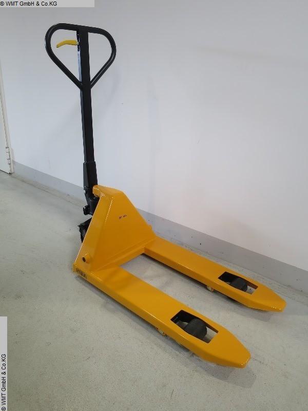 gebrauchte Hubwagen / Gabelstapler Gabelhubwagen Hand WMT OSE 2,5t - 800
