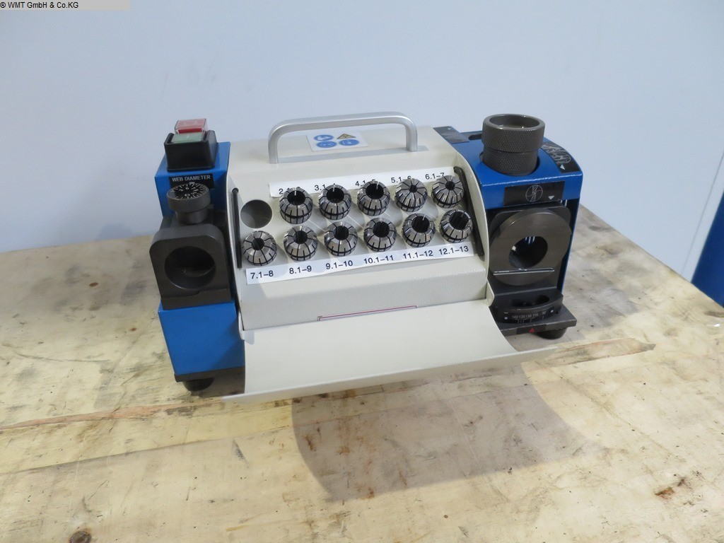 gebrauchte Bohrerschleifmaschine HBM 13 Delux Model 1