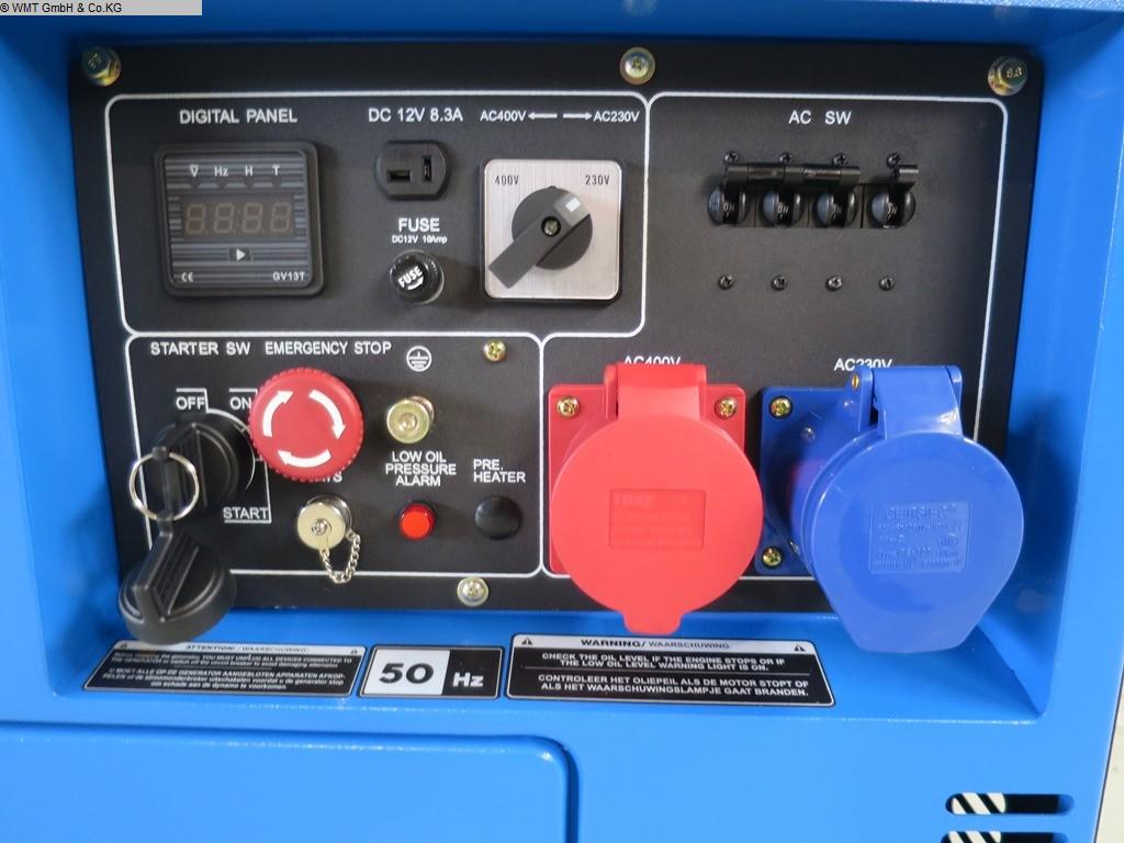 gebrauchte Generatoren HBM HBM 7900