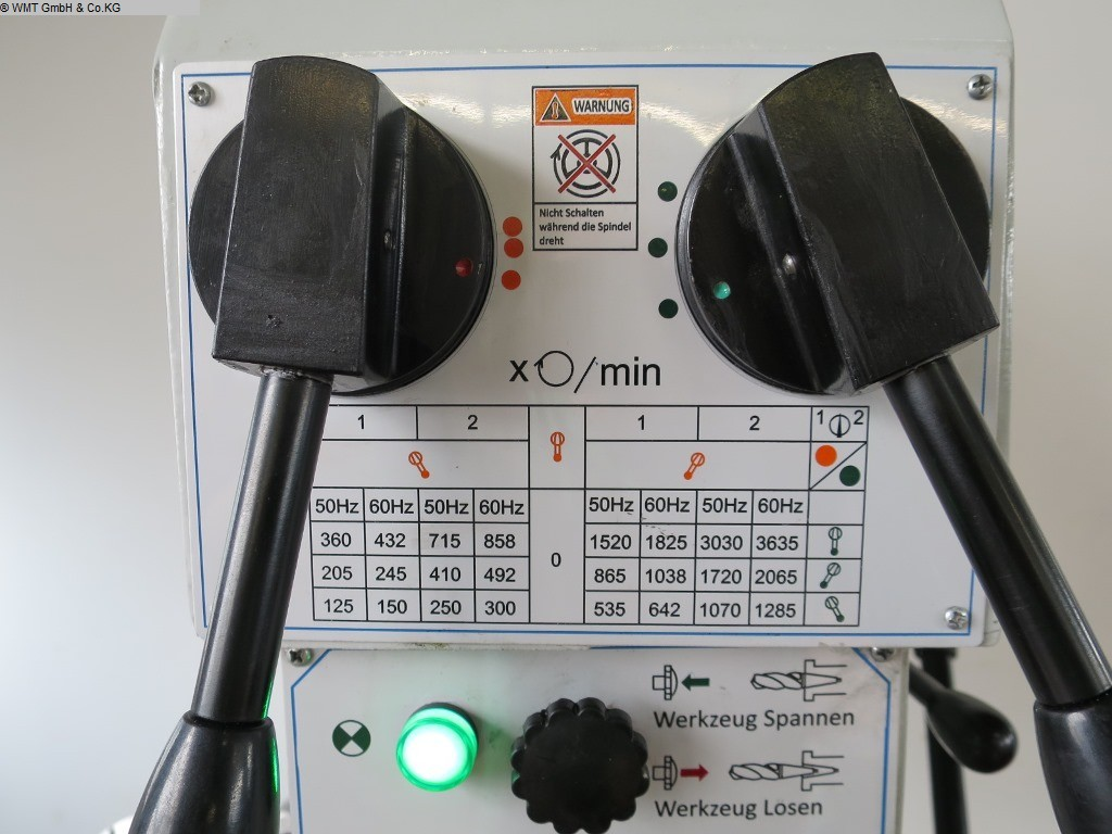 gebrauchte Säulenbohrmaschine KAMI BKM 5032