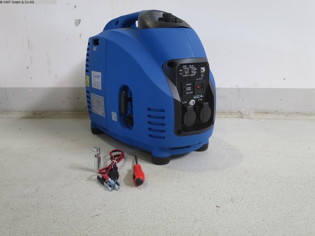 gebrauchte Werkstatteinrichtung / Betriebsausstattung Generatoren HBM 2000W