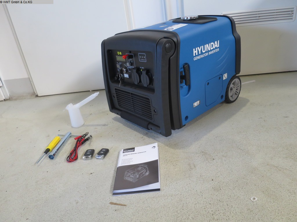 used Workshop equipment Generators HYUNDAI Inverter 3200W