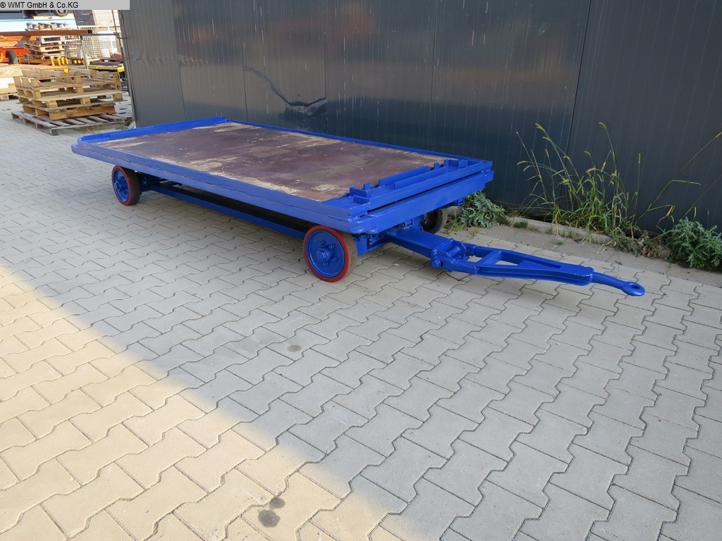 used Conveying and storage technology Heavy-duty trailers URBAN 2550/1300
