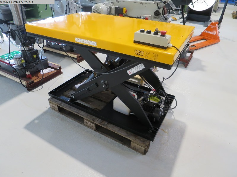 gebrauchte Werkstatteinrichtung / Betriebsausstattung Hubtische UWM UWM 2000