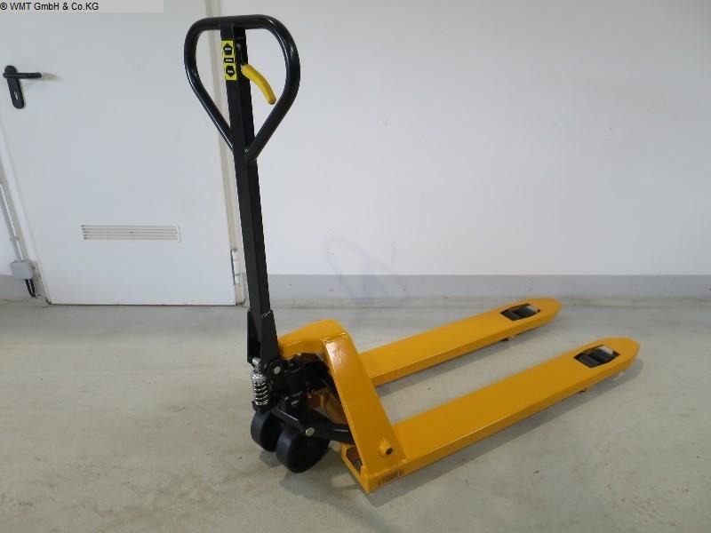 gebrauchte Hubwagen / Gabelstapler Gabelhubwagen Hand WMT OSE 2,5t - 950