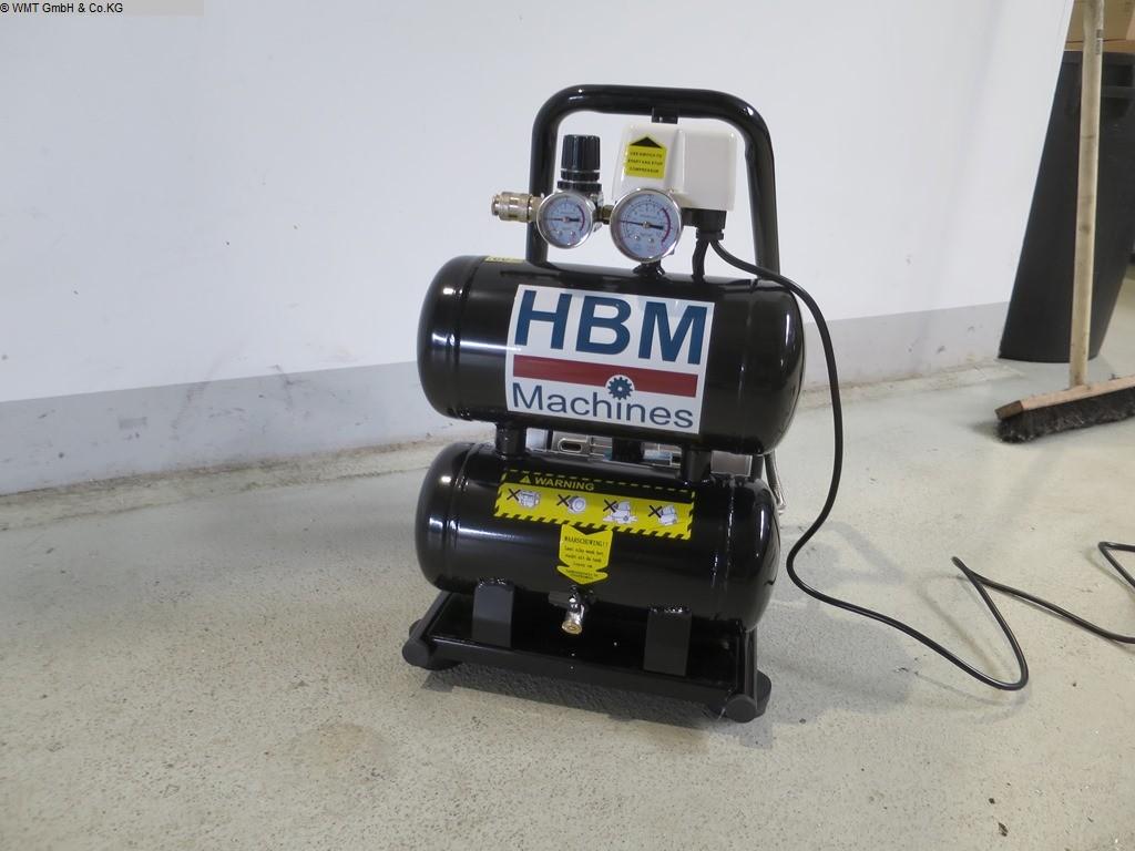 gebrauchte Werkstatteinrichtung / Betriebsausstattung Kompressoren HBM HBM 10