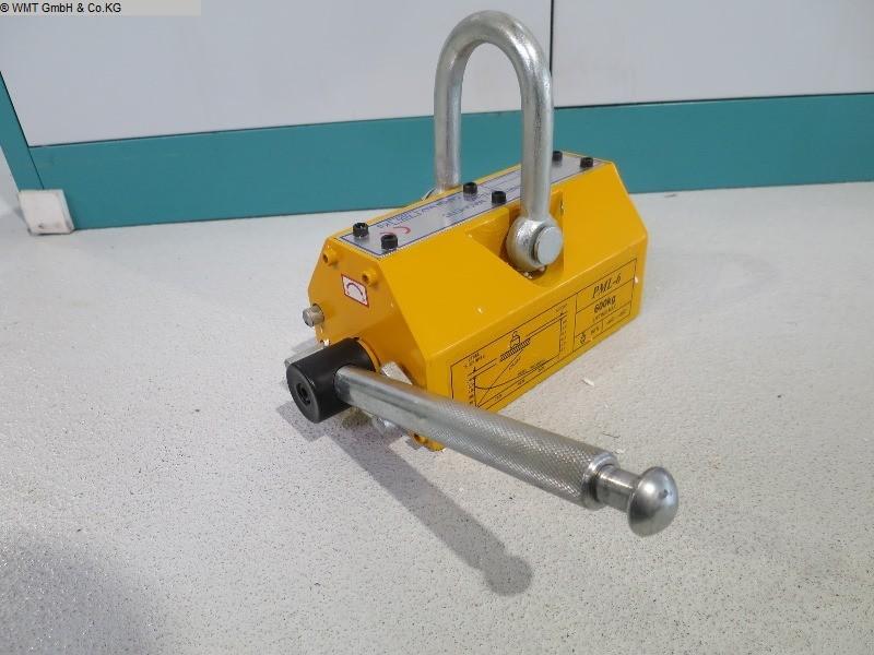 gebrauchte Werkstatteinrichtung / Betriebsausstattung Lasthebemagnete D-PML 600