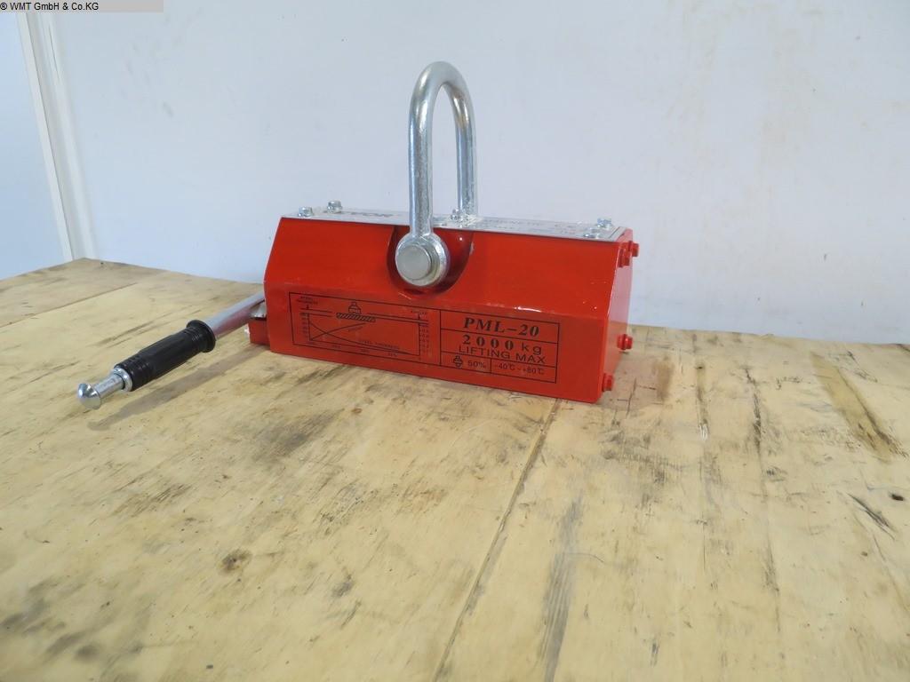 used Workshop equipment Lifting magnets D-PML 2000