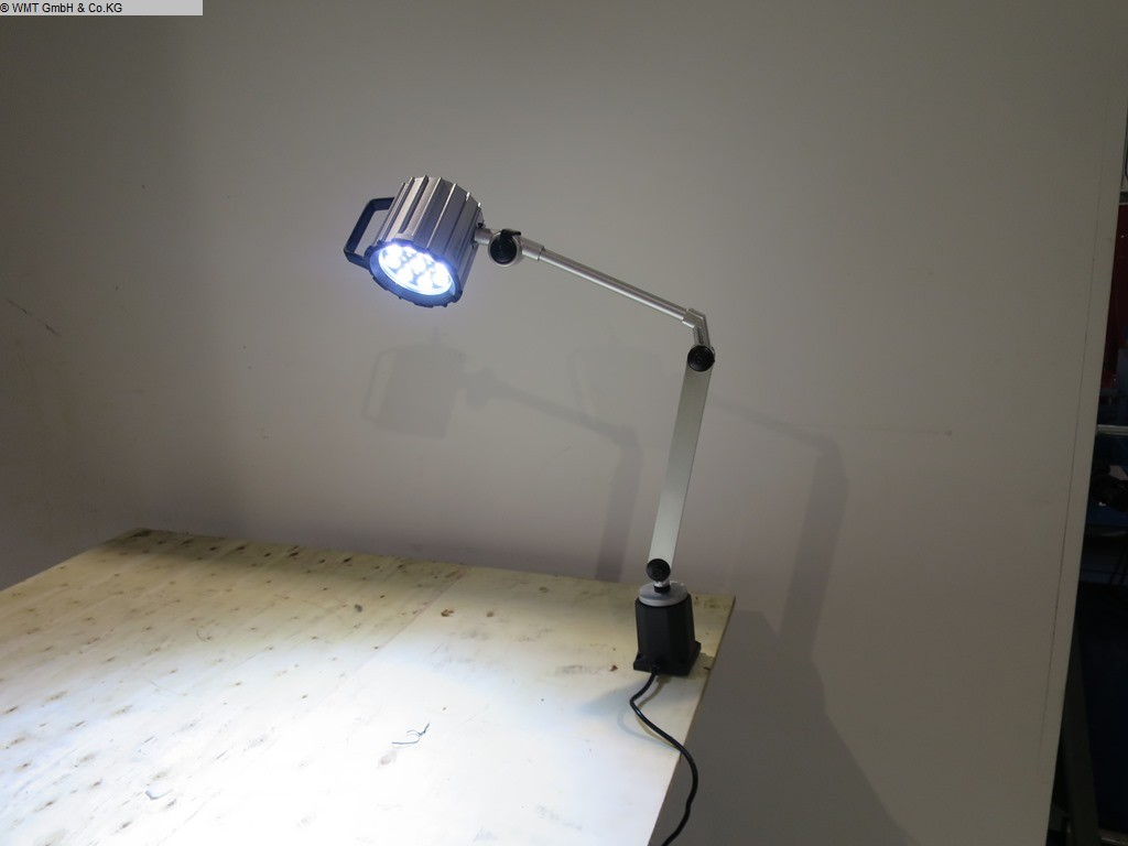 used Electrical engineering Machine lamps WMT LED / 9W