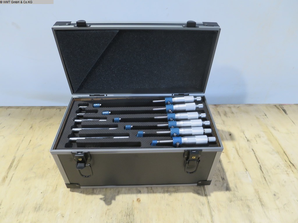 used Measuring tools Outside micrometer DASQUA 0 / 150