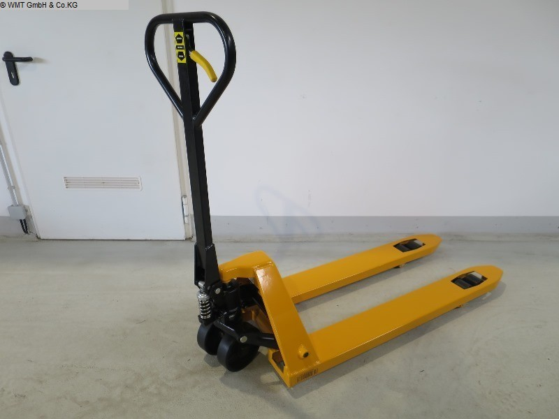 used Pallet truck / forklift Pallet truck hand WMT OSE 2,5t - 950