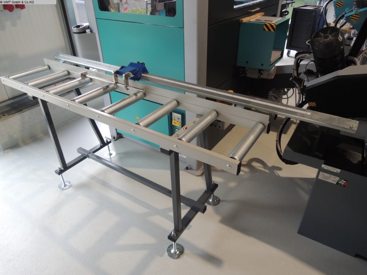 gebrauchte Sägen Rollenbahnen / Anschlag-Systeme WMT R-A 2000