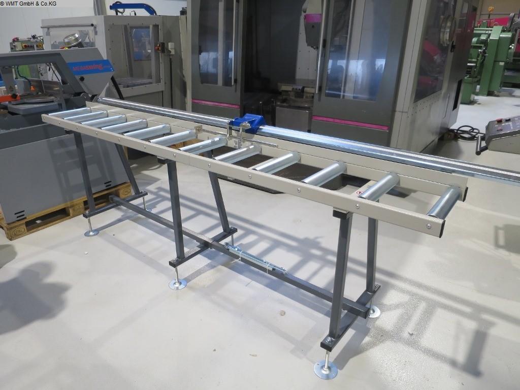 gebrauchte Sägen Rollenbahnen / Anschlag-Systeme WMT R-A 3000