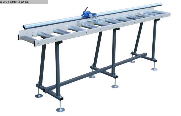 gebrauchte Sägen Rollenbahnen / Anschlag-Systeme WMT R-A 4000