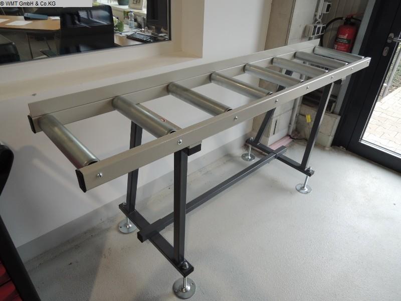gebrauchte Sägen Rollenbahnen / Anschlag-Systeme WMT R 2000